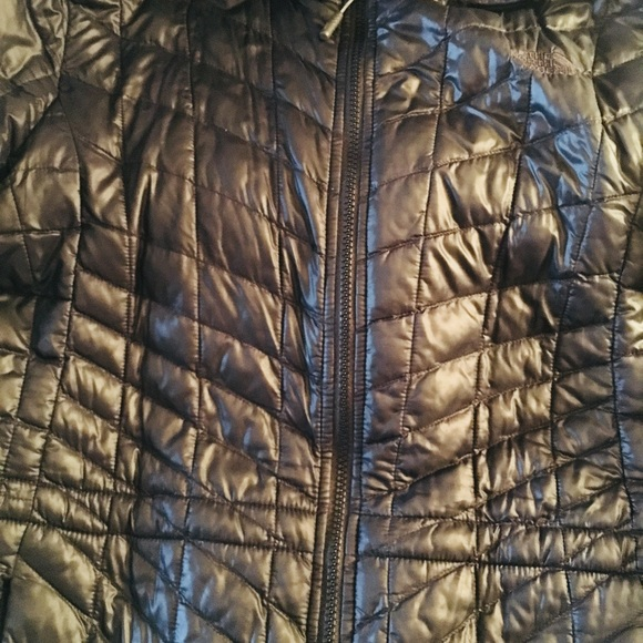 2d539b1be Women's North Face Thermo Ball Duster Winter Coat